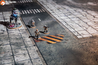 Battle mat: Concrete + Deserted Heart