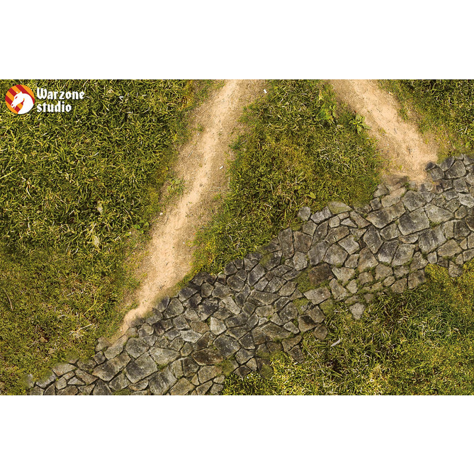 Battle mat: Crossroads