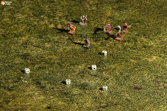 Battle mat: Homeland