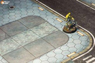 Battle mat: Incorporation