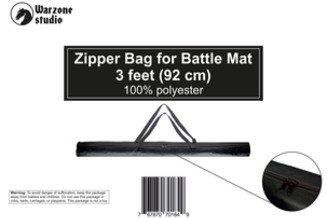 Zipper bag for battle mat 4ft (122cm)