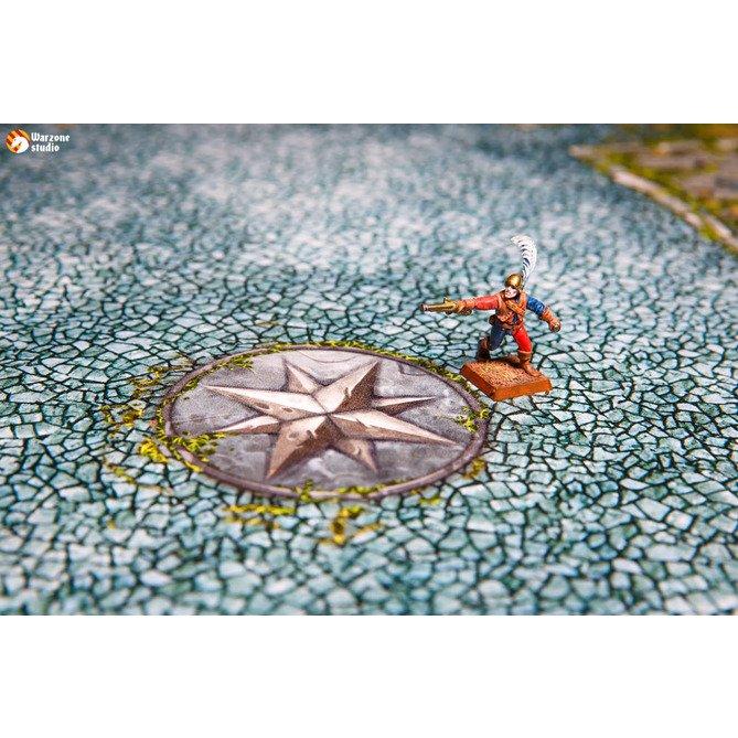 Battle mat: Age of kings