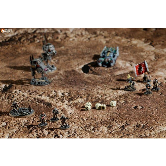 Battle mat: Ardent