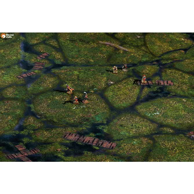 Battle mat: Erdhexe