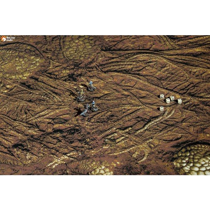 Battle mat: Hive