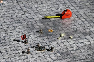 Battle mat: Los Duas
