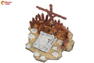 Варгейм-террейн: Shrine - vector