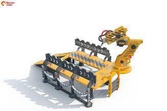 Wargaming terrain: Apparatus-corrector
