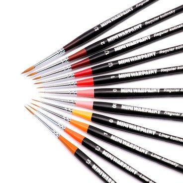 Miniwarpaint Liner Brush