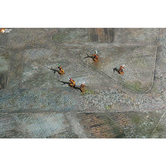 Battle mat: Zolotograd