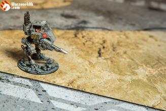 Battle mat: Sector B-12