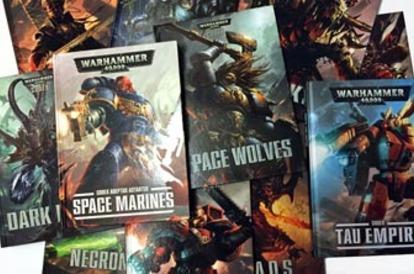 Warhammer 40000 8th edition