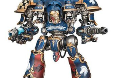 Some things you need to know about the Imperial Knights