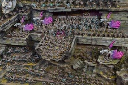 Giant Stormcast Eternals army