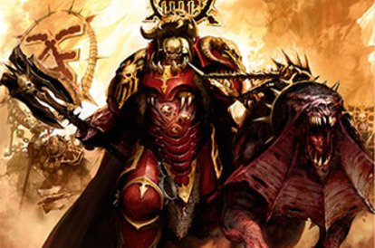 Blades of Khorne second edition