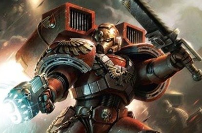 Blood Angels codex review