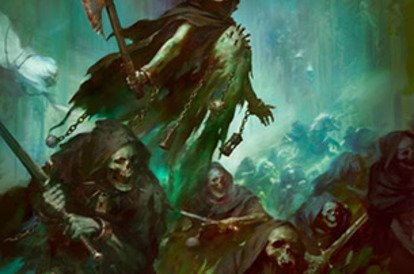 Collecting a Nighthaunt army. Pt. 1: What to buy.