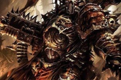 Chaos Space Marines 8th edition codex review
