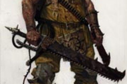 Chaos cultists conversion ideas