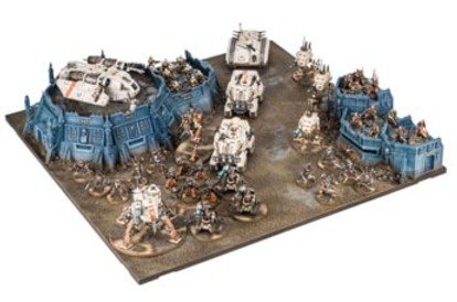 Warhammer 40 000 new codexes release order