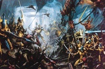 Eldar Craftworlds 8ed codex review