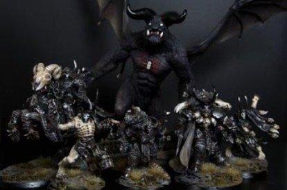 Grimdark Age of SIgmar armies