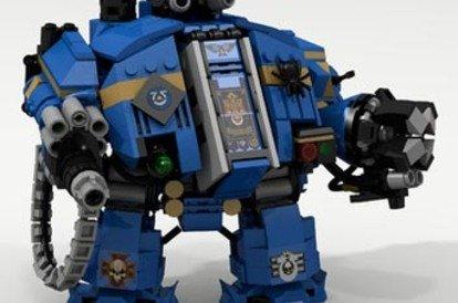 Lego Warhammer