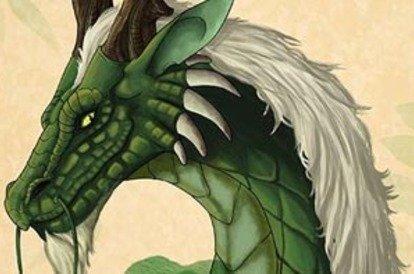 Mint Dragon - miniature painting contest