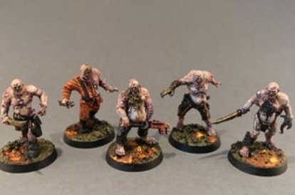 Poxwalkers painting examples