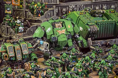 Everything you need to know about Redemptor Dreadnaught