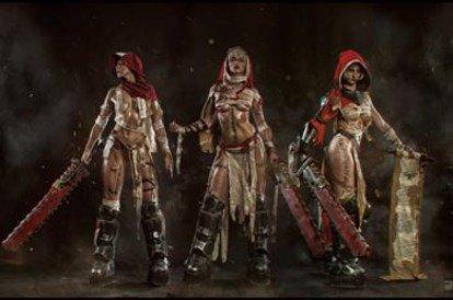Repentia cosplay