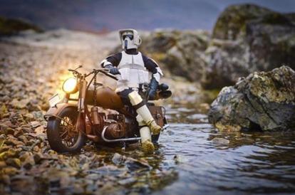Adventures of storm trooper