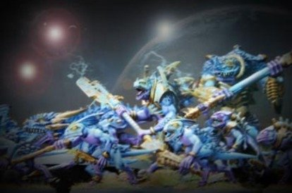 Awesome Seraphon army