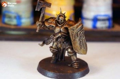 How to paint Lions of Sigmar