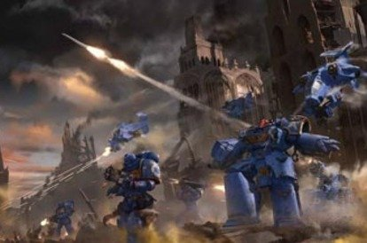Space marines 8th edition codex review