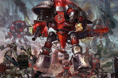 What to do with superheavy units in Warhammer 8th edition