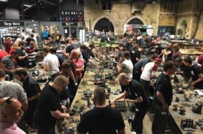 Fresh photos from Warhammer World