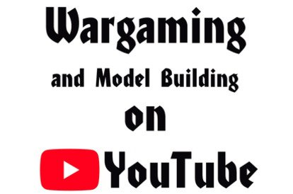 YouTube channels about wargaming