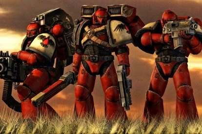 How to paint Blood Ravens