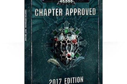 Chapter Approved 2017 overview