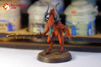 Painting Hellblade
