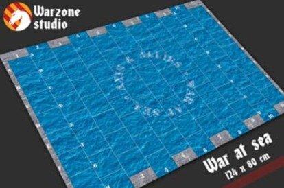 New battle mat - War at Sea