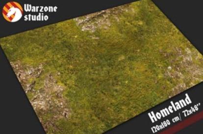 """A new battle mat: """"Homeland"""""""