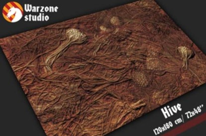 New! Gaming mat Hive