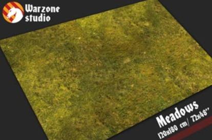"""A new battle mat: """"Meadows"""""""