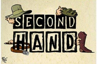 Second hand wargame miniatures