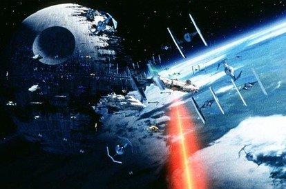 Top 5 Star Wars Battles