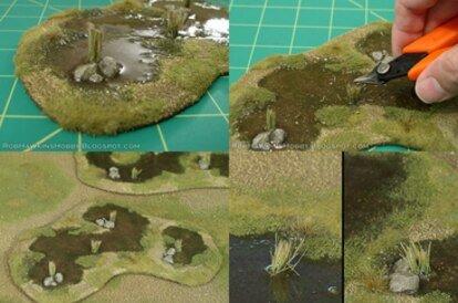 Swamp Grass tutorial