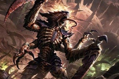Top-5 changes in the new Tyranids codex