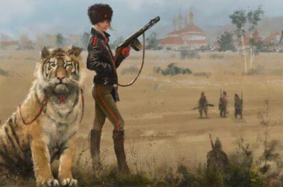 Alternate history by Jakub Rozalski